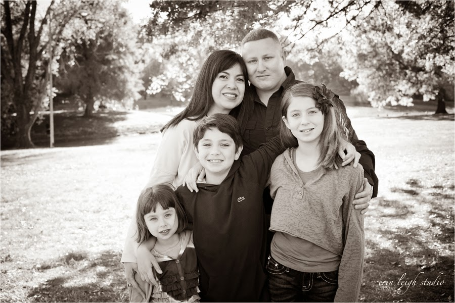 Shawnee Mission Park Family Photos