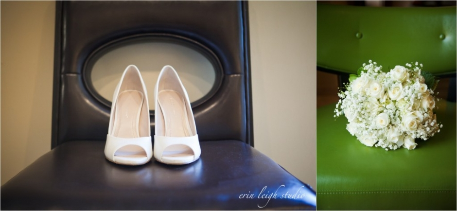 Modern Lawrence Wedding Photographer at The Oread
