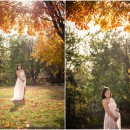 maternity photos at sar ko par park in lenexa, ks
