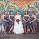 bridesmaid photos west bottoms kansas city