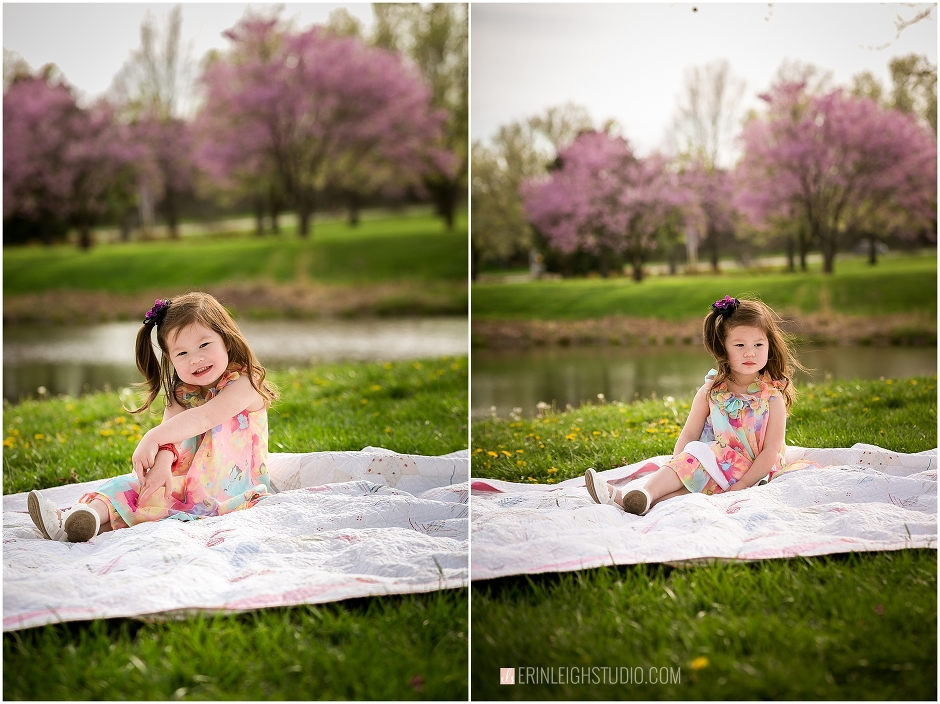 kansas city family photography, photos at Black Bob Park Olathe, KS