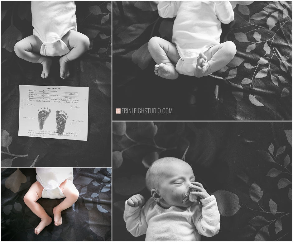 kansas city lifestyle newborn photographer