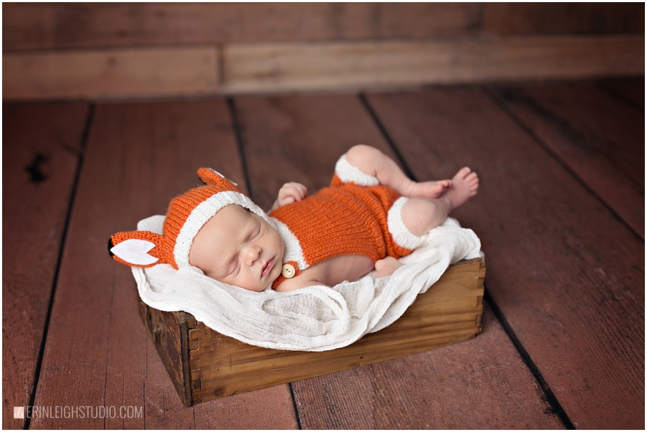 Best Olathe Newborn Photographer