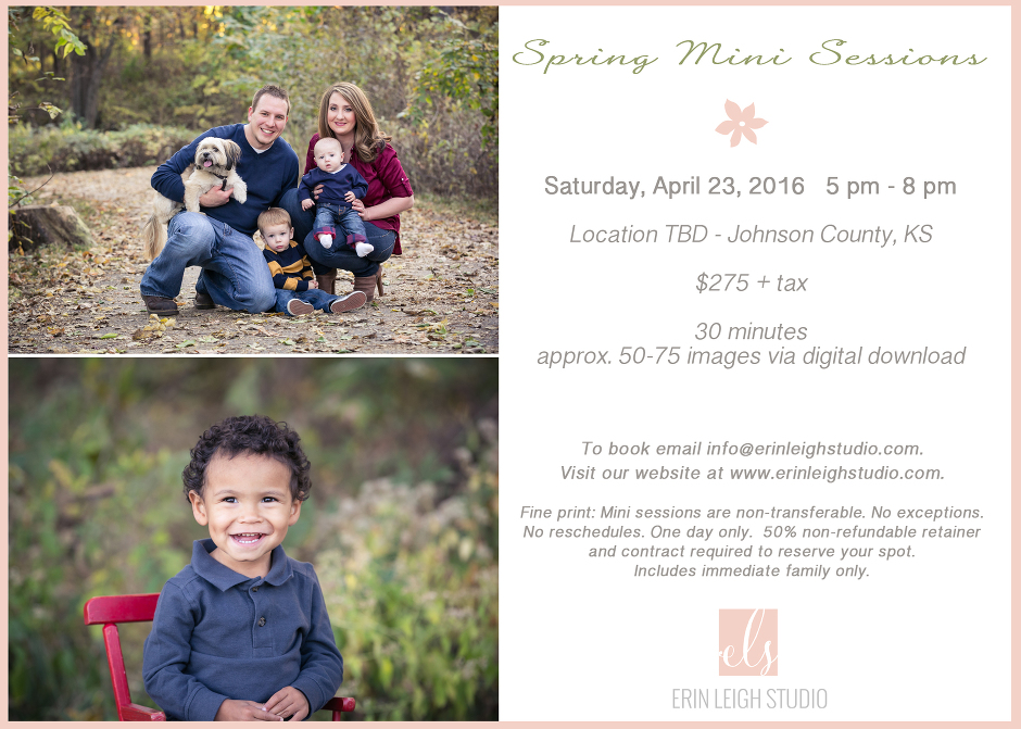 Family Photographer Overland Park
