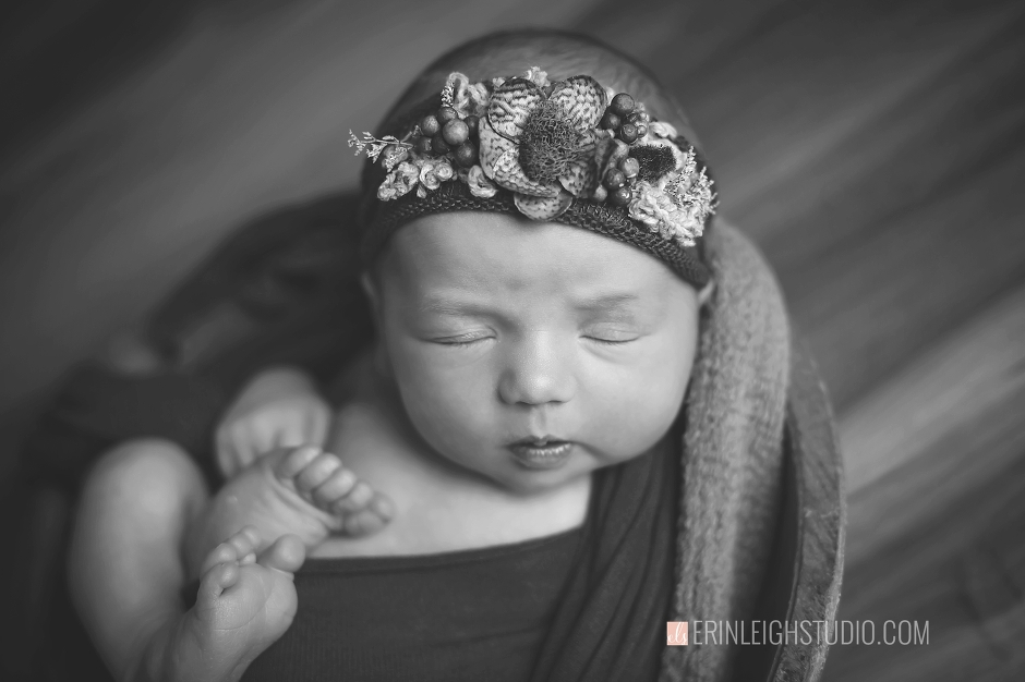 Lenexa Newborn Photographer