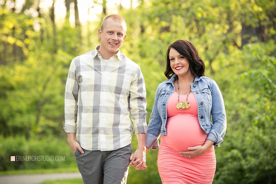 Overland Park Maternity Photographer